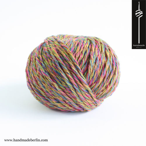 Accessory Yarn Masaki Konpeito 21 Yellow