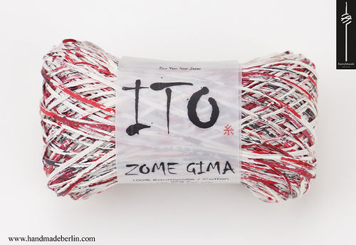 ITO Zome Gima 615 Red Black